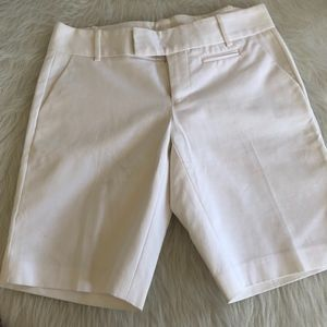 Calvin Klein Ivory Shorts   Size 0